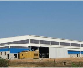 Industrial complex at Jamshedpur