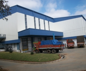 Raw Material Warehouses & FTO 3 Extension
