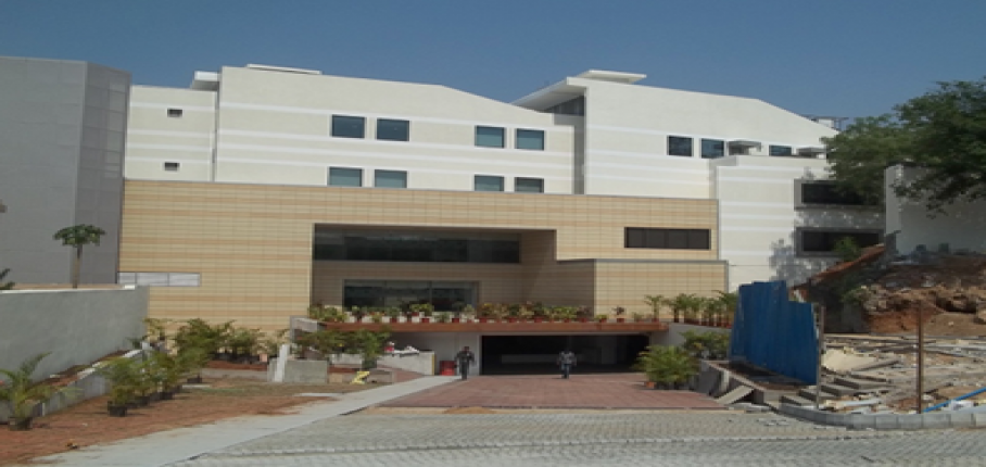 Corporate Office DRL Hyderabad