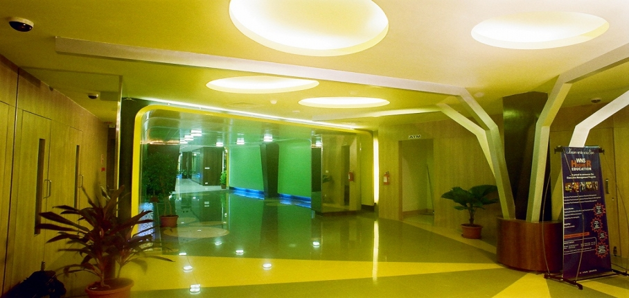 Corporate Office WNS Mumbai, India