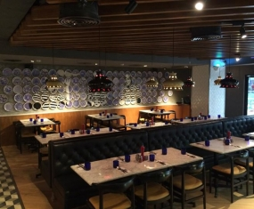 Pizza Express, Vasant Kunj