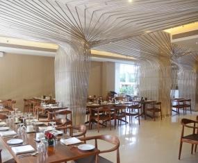 Restaurant & banqueting at RWITC
