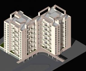 Serviced apartments, Sansara