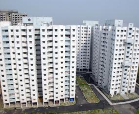 Godrej Prakriti - Residential Development (Phase I)