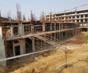 SGBL Mega Mart / E City Projects, Cuttack