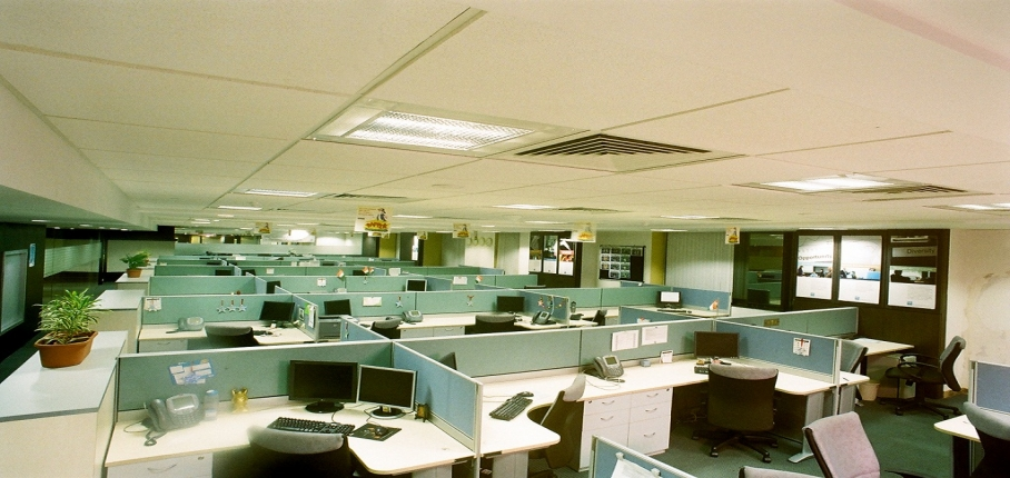 Corporate Office WNS Mumbai