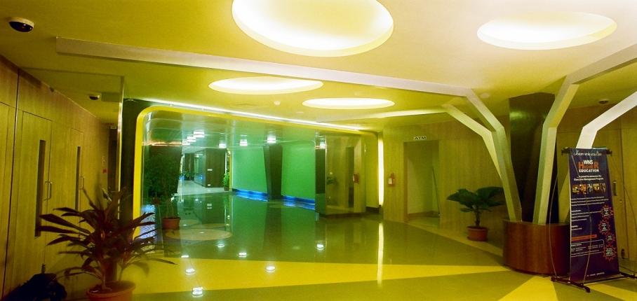 Corporate Office WNS Mumbai, India